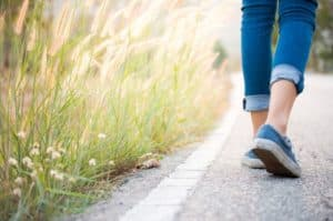 How long does to walk a mile at different paces