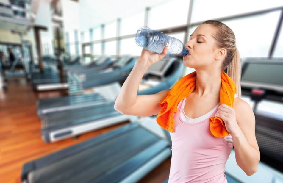How many ounces of water should you drink a day