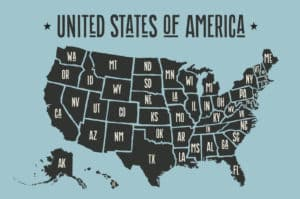 states in America