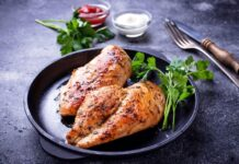 How long to bake chicken breast