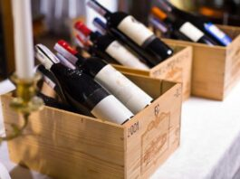 How many bottles in a case of wine