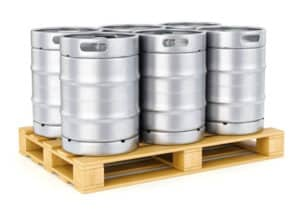 How do beer kegs work