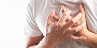 Signs Of A Heart Attack In Men